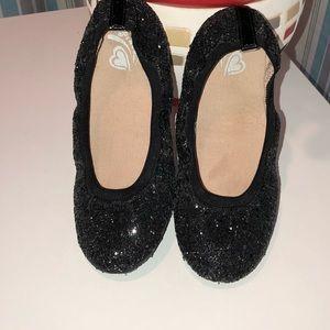 Sparkle Ballerina Flats
